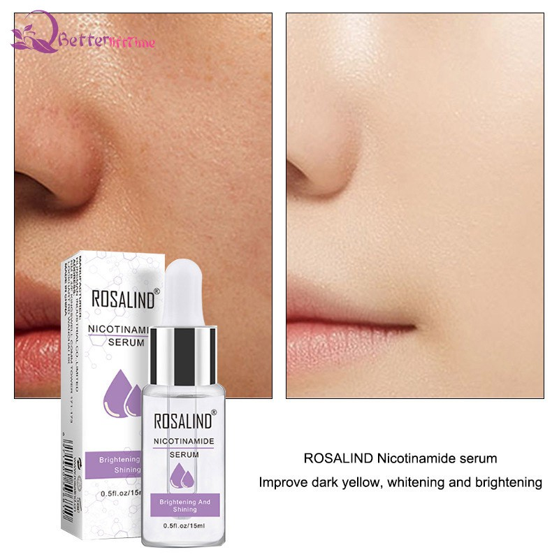 BLT Niacinamide Essence Brightening Moisturizing Skin Renewing Whitening Essence
