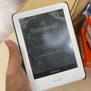 Máy đọc sách Kindle New 2019 (10th) Refubished