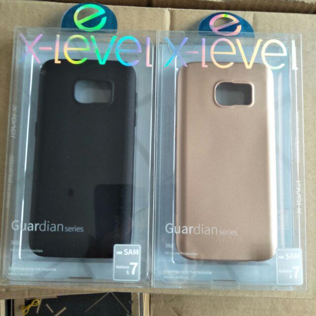 Ốp lưng dẻo màu xlevel cho Samsung S7