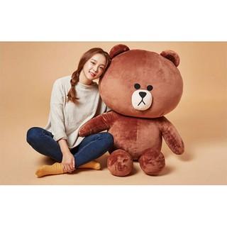 [FREESHIP] Gấu Bông Brown 1m Hàng Cao cấp