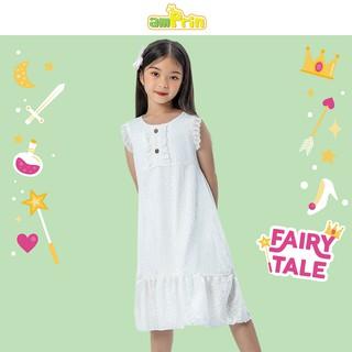 Đầm suông bé gái AmPrin Clara D682 thumbnail