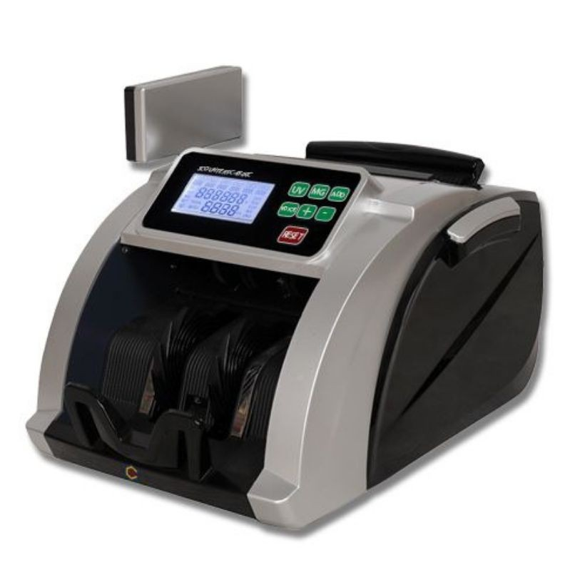 Máy đếm tiền SCounter ZJ-6500 – Hàng Chính Hãng Giá chỉ 2.200.000₫
