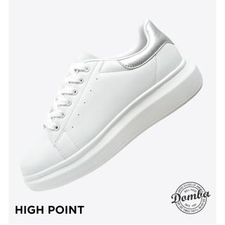 [Mã MABRDB15 giảm 10% đơn 500k] Giày Domba gót bạc H-9113 thumbnail