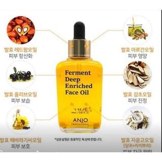 (Chính Hãng)Serum Anjo Trắng Da Kiềm Dầu Ferment Deep Enriched Face Oil thumbnail