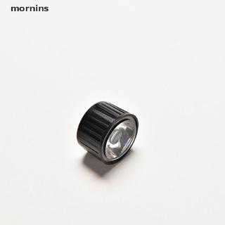 Set 10 ống kính đèn led 120 độ cho 1W 3W kèm ốc vít 20mm màu đen thumbnail