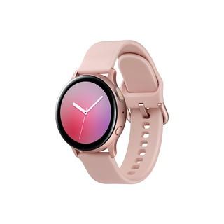 Hình ảnh [Mã ELSSCP300 giảm 5% đơn 500K] Đồng Hồ Samsung Galaxy Watch Active 2 (40mm) Viền Nhôm Dây Silicone Hồng-2