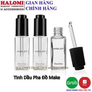 Tinh Dầu Makeup Oil Inglot Duraline Mixing 9ml Chuyên dùng cho pha mascara và mĩ phẩm bị khô thumbnail