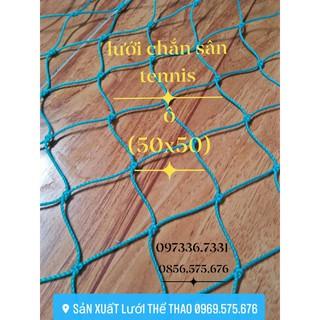 Lưới chắn sân tennis ( cao 3m x dài 20m ) CAO CẤP thumbnail
