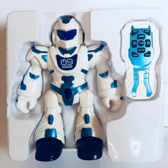 Robot điều khiển thông minh ( smart robot)