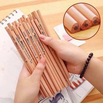 [SALE OFF] Hộp 50 bút chị gỗ 2B cao cấp    HÀNG MỚI
