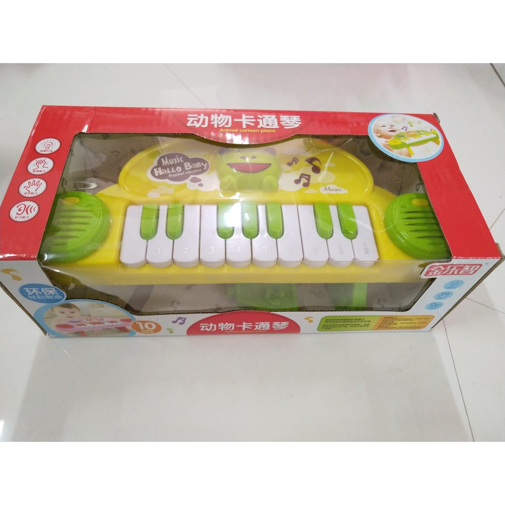 [HÀNG ĐẸP GIÁ TỐT]đồ chơi cho bé - [ PIN NHẠC] ĐỒ CHƠI ĐÀN PIANO MINI CÓ CHÂN CHO BÉ