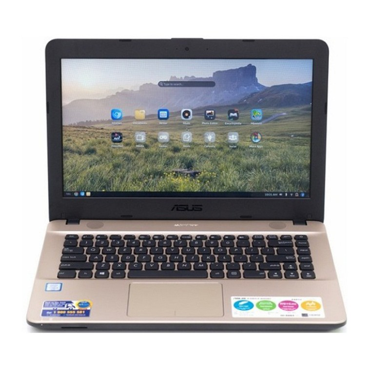 Laptop Asus X441UA-WX027- Hãng phân phối chính thức - 10070103 , 1122371136 , 322_1122371136 , 10000000 , Laptop-Asus-X441UA-WX027-Hang-phan-phoi-chinh-thuc-322_1122371136 , shopee.vn , Laptop Asus X441UA-WX027- Hãng phân phối chính thức