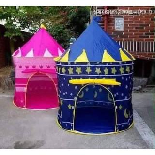 Lều bóng hoàng tử công chúa có thể thu gọn