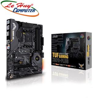 [Mã ELMSHX03 hoàn 6% xu đơn 2TR] Mainboard ASUS TUF Gaming X570-Plus thumbnail
