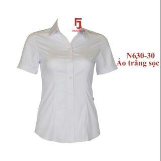 Áo trắng thái hòa n630-30