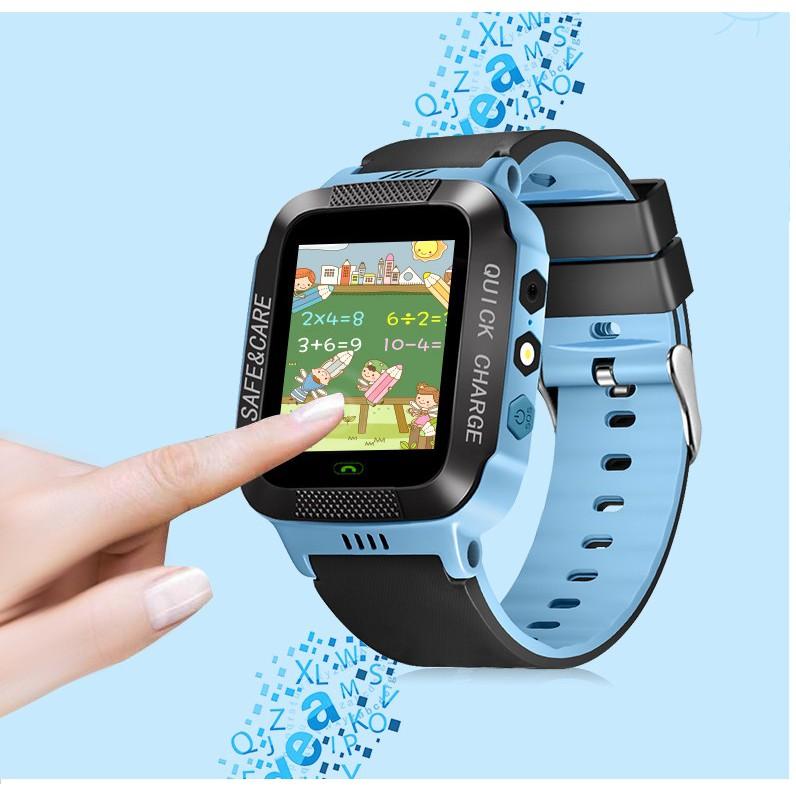 Đồng hồ định vị E5 cho bé