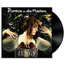 Florence + The Machine - Lungs (Vinyl LP)