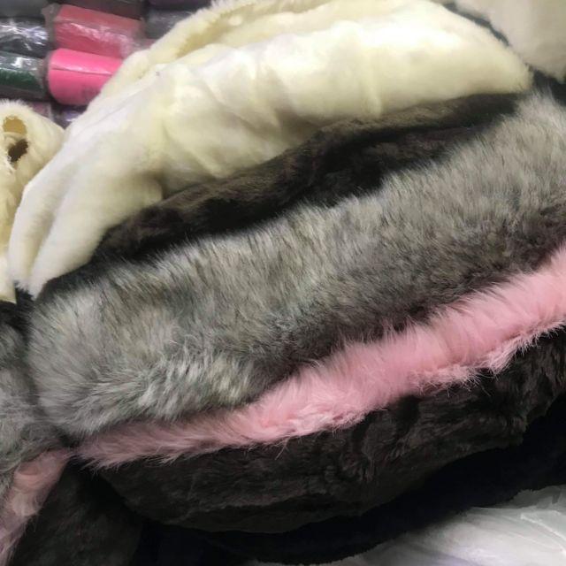 Vải lông mịn