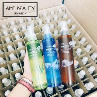 Xịt khoáng Aspasia Moist Up Face Mist Hàn Quốc 150ml thumbnail