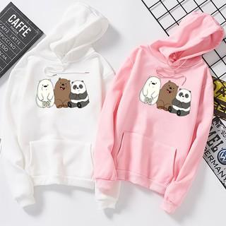 (hot) Áo hoodie gấu cute cực chất có bigsize đến hơn 100kg