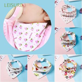 1/5/10pieces Unisex Infant Clothing&Accessories Fashion Bandanas Baby Cotton Bibs