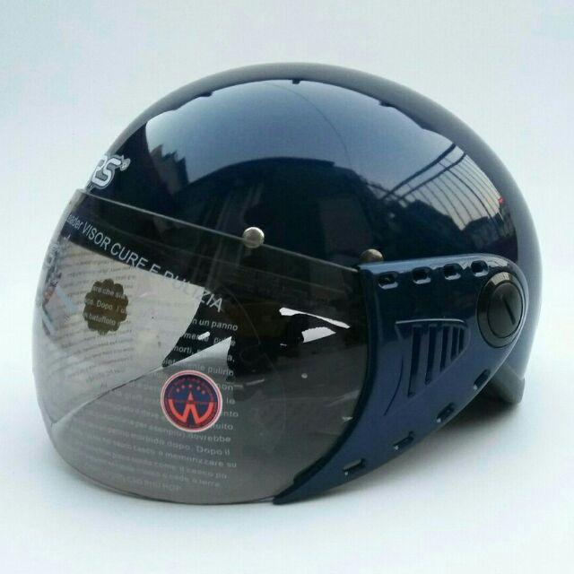 Mũ bảo hiểm GRS A08K - Mũ nửa đầu size bé (nhiều màu)