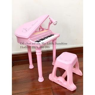 Đàn piano kèm micro cho bé (N)