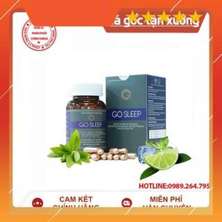 {sale} ✅ Go Sleep – Hỗ trợ ngủ ngon cho người bị mất ngủ. Tặng kèm Băng Đô Tai Mèo