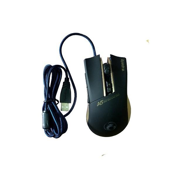 Chuột Gaming Apedra A5 Black