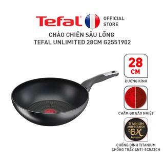 [Mã LIFESEB05 giảm 10% tối đa 100K đơn 300K] Chảo chiên sâu lồng Tefal Unlimited 28cm thumbnail