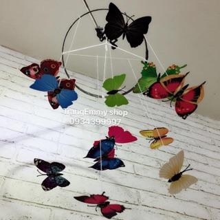 Bộ Bướm Montessori – kích thik thị giác