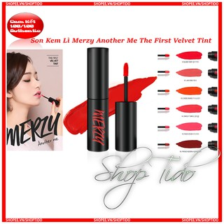 Son Kem Lì Merzy Another Me The First Velvet Tint auth