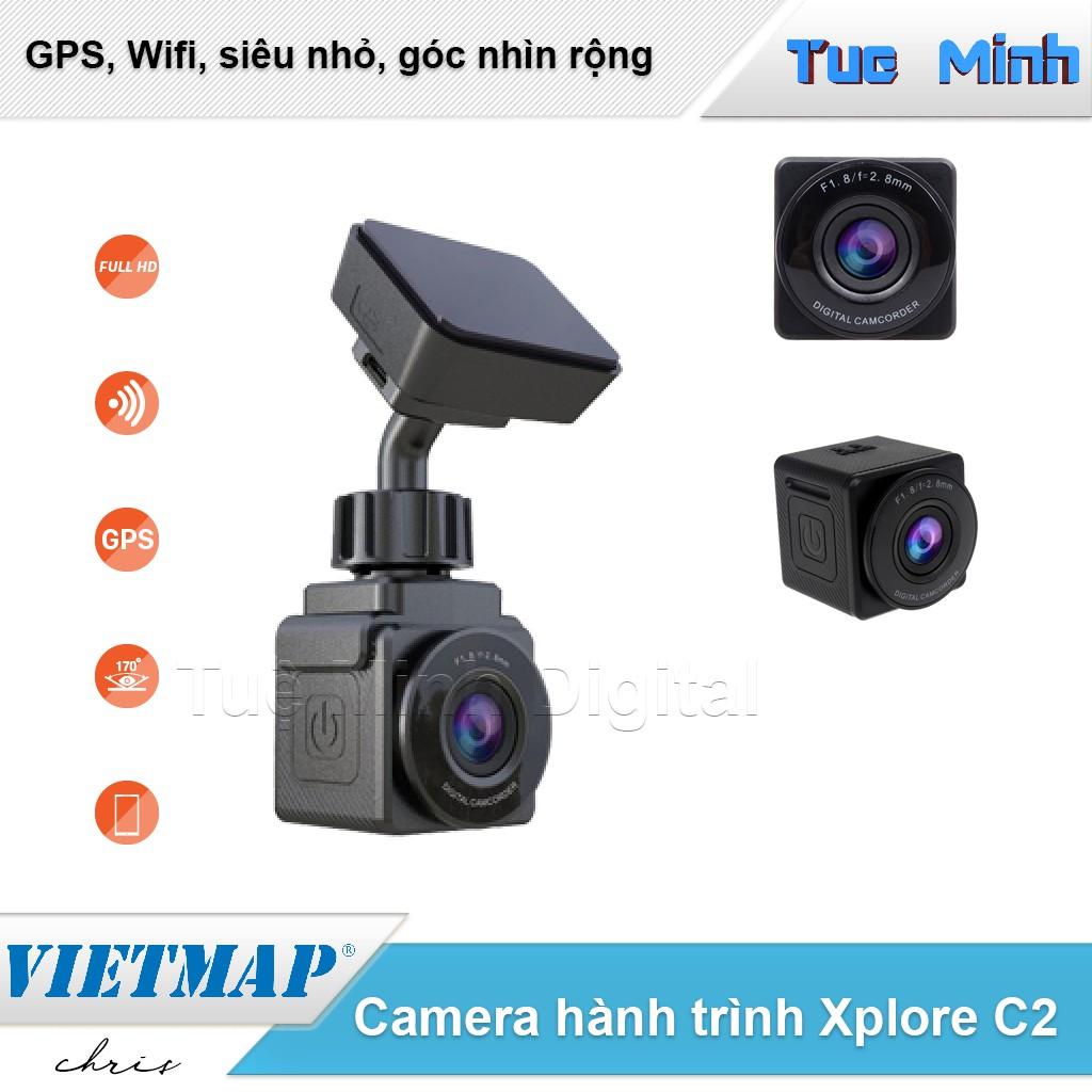 Camera hành trình Vietmap Xplore C2 - Tích hợp Wifi, GPS, góc nhìn 170 độ, kích thước siêu nhỏ - 3181419 , 1185466843 , 322_1185466843 , 2690000 , Camera-hanh-trinh-Vietmap-Xplore-C2-Tich-hop-Wifi-GPS-goc-nhin-170-do-kich-thuoc-sieu-nho-322_1185466843 , shopee.vn , Camera hành trình Vietmap Xplore C2 - Tích hợp Wifi, GPS, góc nhìn 170 độ, kích t