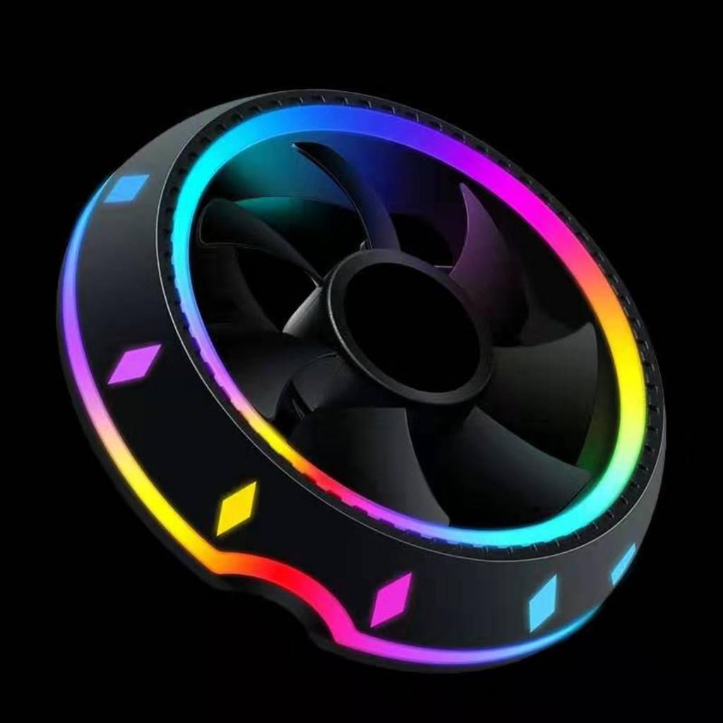 TẢN NHIỆT KHÍ EDRA MASA ECC01 LED RGB
