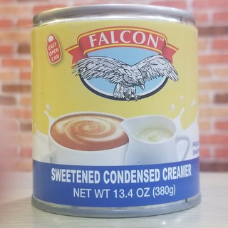 Kem đặc có đường FALCON (SWEETENED CONDENSED CREAMER) 380g. Made in Singapore