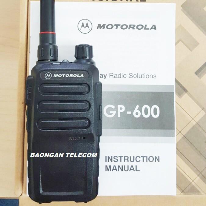 Bộ đàm Motorola Clarigo GP-600-BN2(Bảo hành 2 năm, đổi mới trong 12 tháng nếu có lỗi kỹ thuật) - 14092309 , 1061817090 , 322_1061817090 , 600000 , Bo-dam-Motorola-Clarigo-GP-600-BN2Bao-hanh-2-nam-doi-moi-trong-12-thang-neu-co-loi-ky-thuat-322_1061817090 , shopee.vn , Bộ đàm Motorola Clarigo GP-600-BN2(Bảo hành 2 năm, đổi mới trong 12 tháng nếu c