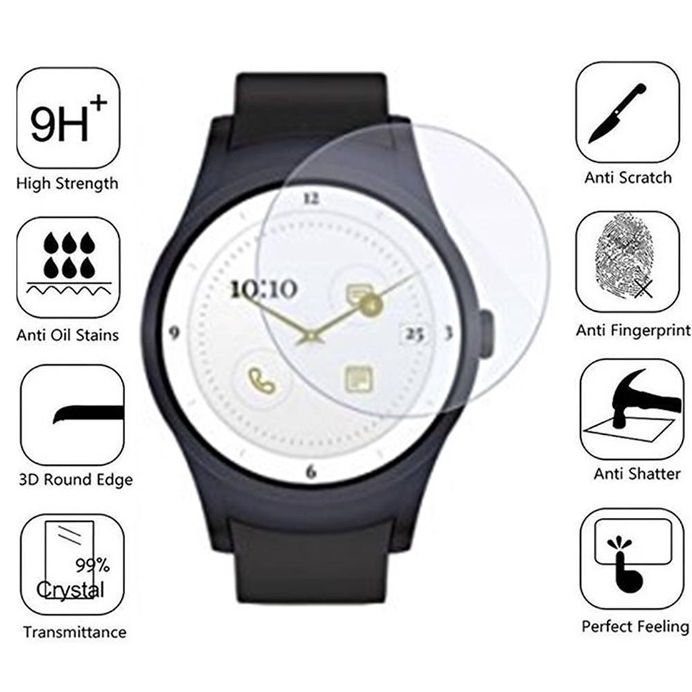 Full Cover Anti Fingerprint HD Smartwatch Accessories Ultra Thin Transparent Screen Protector For Verizon Wear24