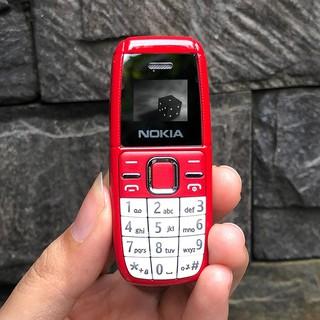 ( cực sốc) Điện thoại mini Siêu Nhỏ BM200 02 sim - chức năng đổi giọng nói thumbnail