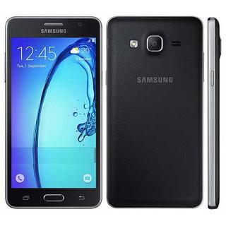 Bộ 1 Samsung Galaxy On7 16 GB (Đen) – Hàng nhập khẩu + dan màn hình-ốp lưng