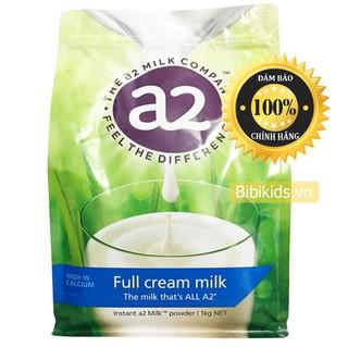 Sữa A2 nguyên kem, tách kem của Úc thumbnail