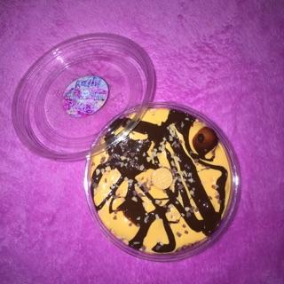 Cheese&Choco Sauce Slime | 300ml | Basic Slime | Kèm charm bánh ngẫu nhiên