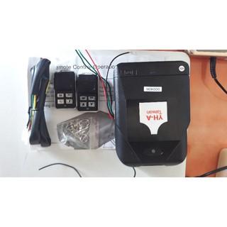 Bộ điều khiển cửa cuốn YH-A mã nhảy 433 mhz chống sao chép