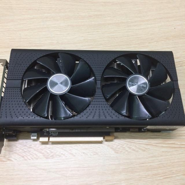 Card Màn Hình Sapphire Pulse Radeon Rx 580 8Gb Giá chỉ 2.550.000₫