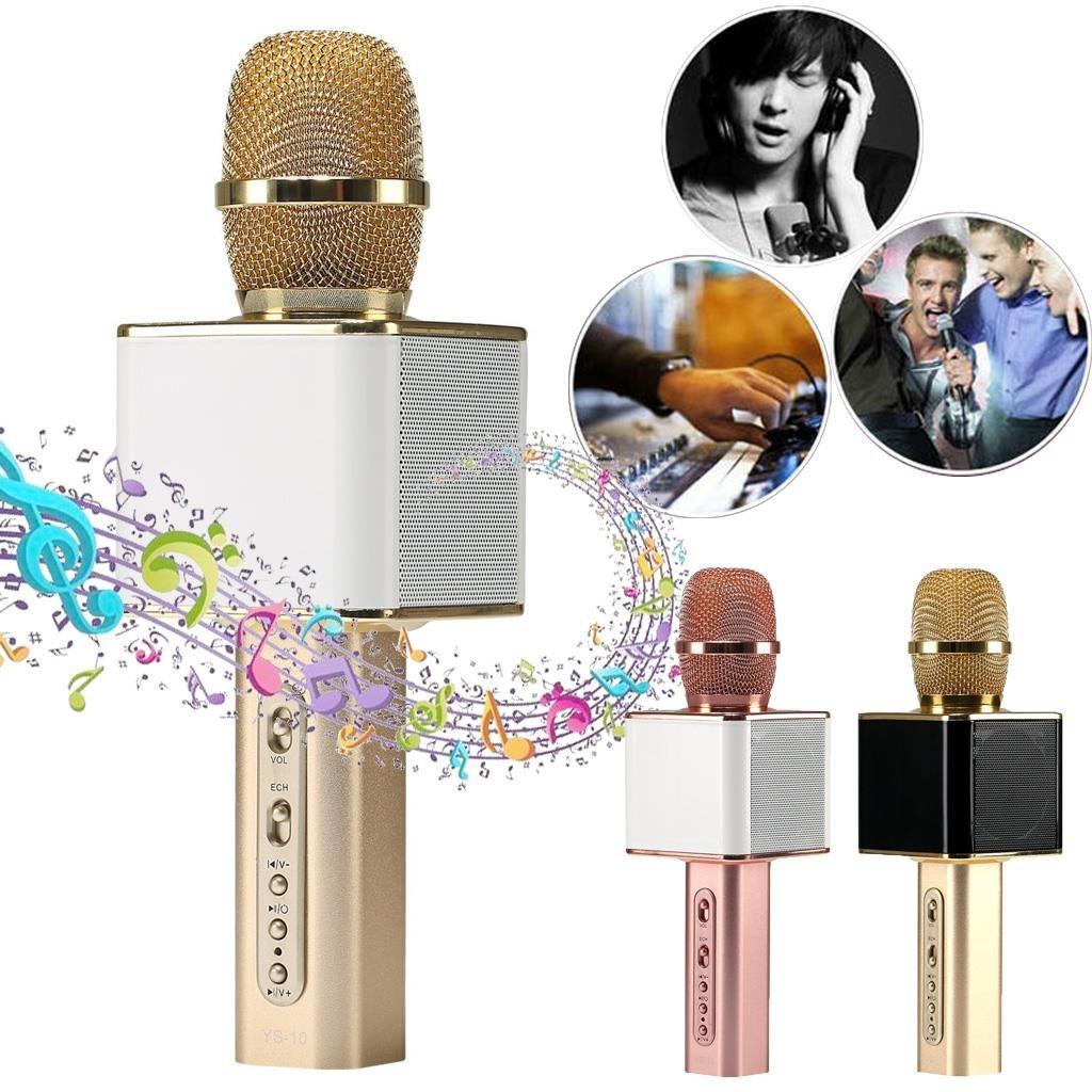 Micro Bluetooth Karaoke YS-10 cao cấp - 2936184 , 1133263399 , 322_1133263399 , 420000 , Micro-Bluetooth-Karaoke-YS-10-cao-cap-322_1133263399 , shopee.vn , Micro Bluetooth Karaoke YS-10 cao cấp