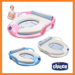 Bệ vệ sinh trẻ em Chicco, bệ thu nhỏ dạy trẻ cách đi vệ sinh thumbnail