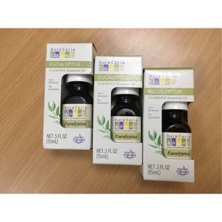 Tinh dầu khuynh diệp Eucalyptus Aura Cacia 15ml fullbox