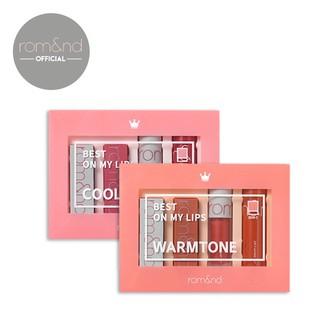 Son Lì Romand Best On My Lips Edition Mini 4.8g