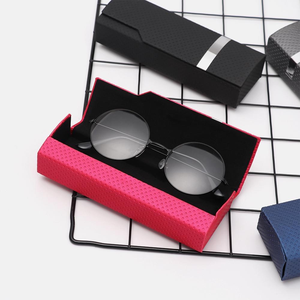 Hộp chữ nhật đựng mắt kính tiện dụng