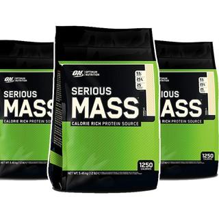 Sữa Bột Tăng cân Serious Mass 5.5kg Dĩnh Dưỡng Tăng Cân Hiệu Quả