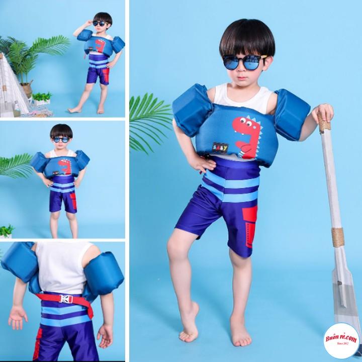 Phao bơi tay liền thân đỡ ngực cho bé 00147 – Buôn Rẻ